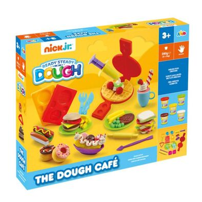 Nick Jr Ready Steady Dough Cafe Set