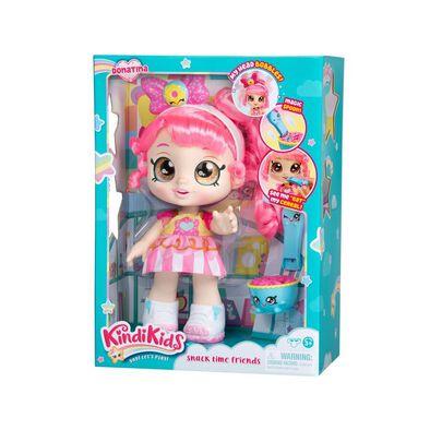 Kindi Kids S1 Toddler Doll Donatina