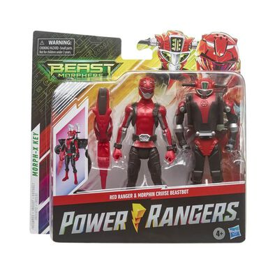 Power Ranger Beast Morphers 6 Inch Beastbot Figure Packs - Assorted