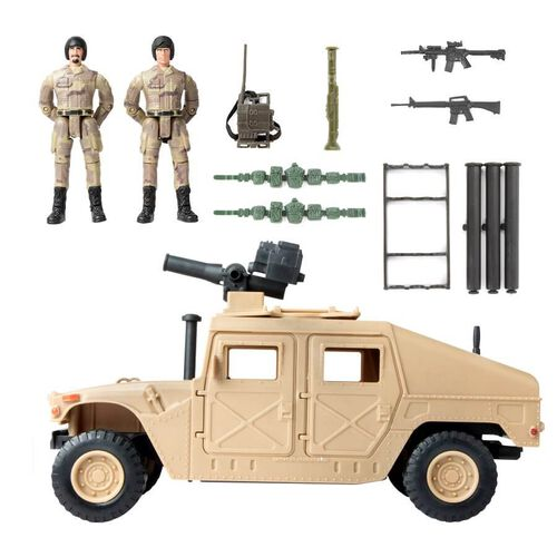 World Peacekeepers Humvee - Assorted