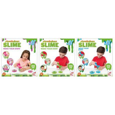 Nickelodeon Myo Slime Boxed