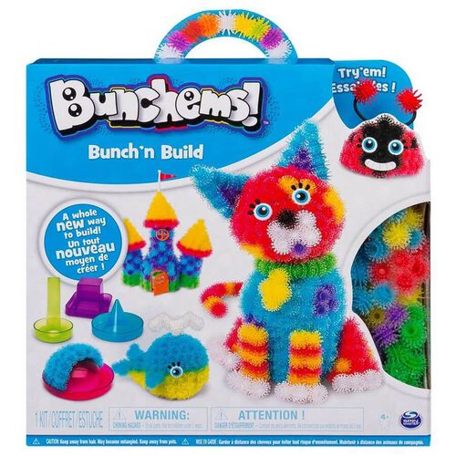Bunchems! Bunch'N Build