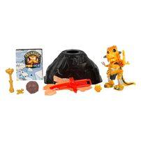 Treasure X Fire vs. Ice Extinct Beasts