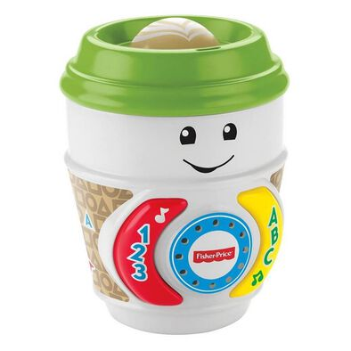 Fisher-Price Laugh & Learn Coffee Cup