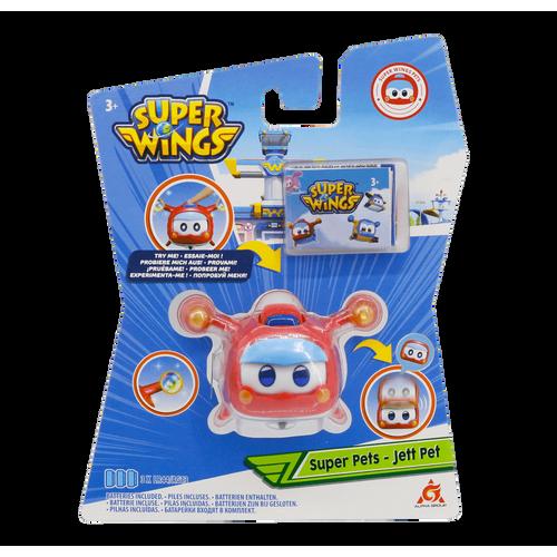 Super Wings Super Pet Jett