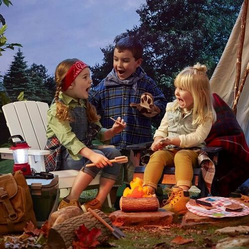 Fisher-Price S'More Fun Campfire Set