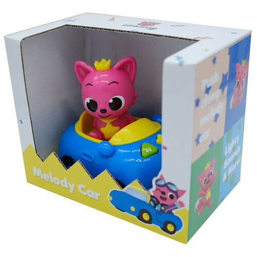 Pinkfong Melody Car