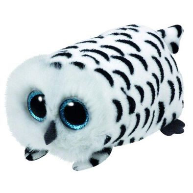 Ty Teeny Nellie The White Owl
