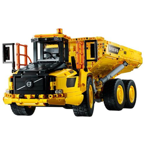 LEGO Technic 6x6 Volvo Articulated Hauler 42114