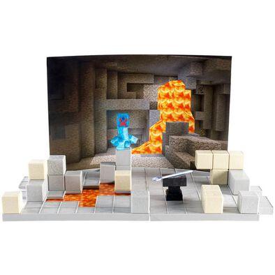 Minecraft 3.25 Comic Mode Playset
