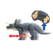 Mighty Megasaur Infra-Red Controlled Walking Triceratops