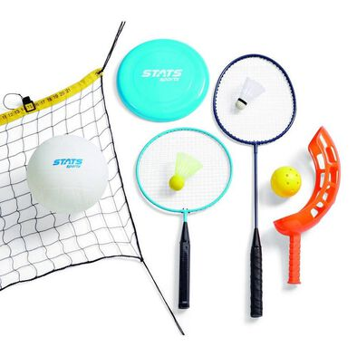 Stats Sports - 5 In 1 Sports Games Combo Set