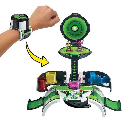 Ben 10 Omnitrix Microworld Playset