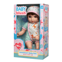 Baby Blush Sweetheart Baby Doll