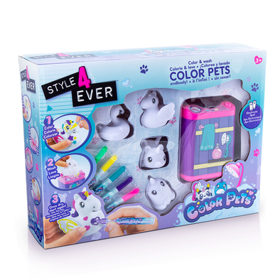 Style 4 Ever Color Pets Spa