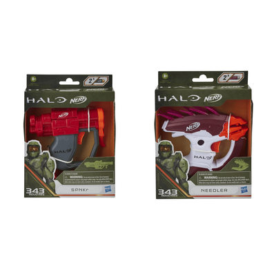 NERF Halo Microshots - Assorted