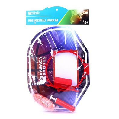 Kasaca Sports Mini Basketball Board Set