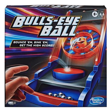 Bulls-Eye Ball