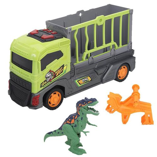 Wild Quest Dino Transport Truck