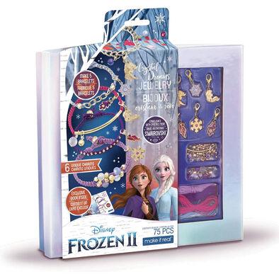 Make It Real Disney Frozen Swarovski Set