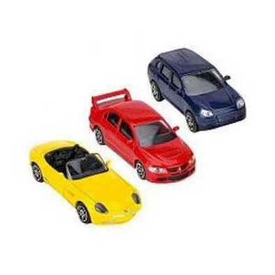 Fast Lane 1-43 Scale Pull Back Diecast Vehicle - Assorted