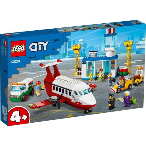 LEGO City Airport Central Airport 60261
