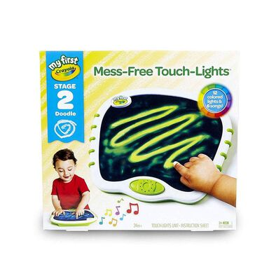 Crayola My First Crayola Mess Free Touch Lights
