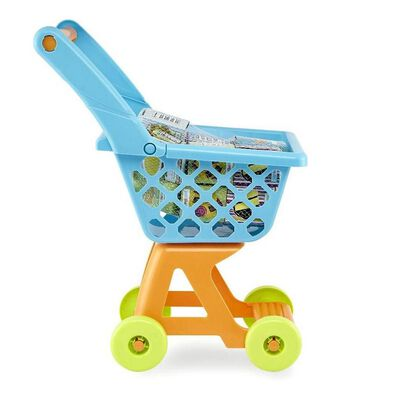 Just Like Home New Shopping Cart (Blue)