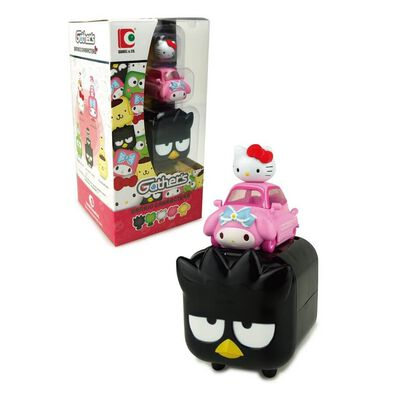 Sanrio Badtzmaru Garage Set