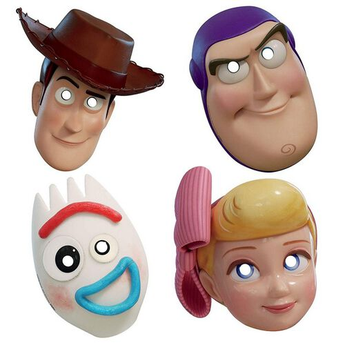 Toy Story Paper Mask - Assorted