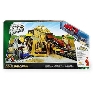 Universe of Imagination Power Rails Gold Mountain Train Set