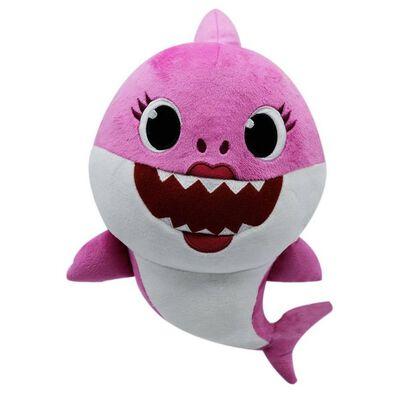 Pinkfong Shark Family Sound Doll Mother Shark
