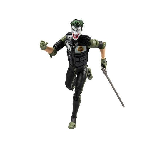DC Comics 7 Inch White Knight Joker