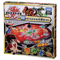 Bakugan Baku-032 5-Ball DX Pack Vol 1