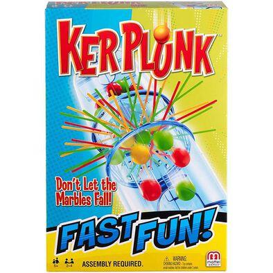 Fast Fun Kerplunk
