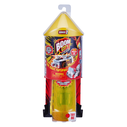 Boom City Racers Series 2 Starter Pack - Assorted