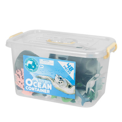 World Animal Collection Ocean Container