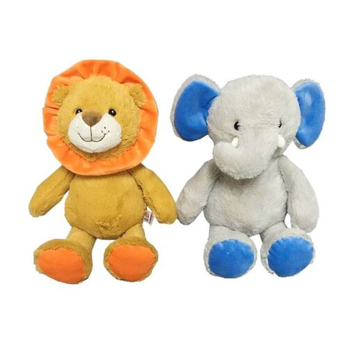 Animal Alley 15 Inch Baby Jungle - Assorted