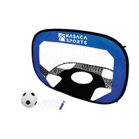 Kasaca Sports 2 In 1 Soccer Goal Set