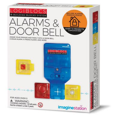 Logiblocs Alarm And Door Bell