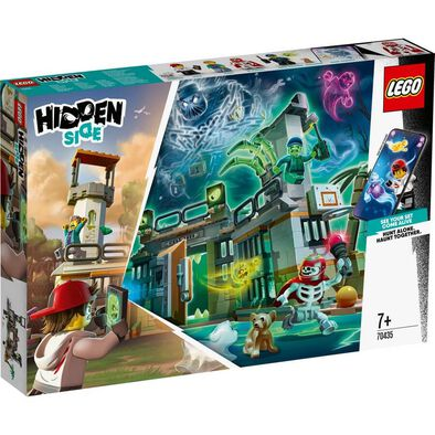 LEGO Hidden Side Newbury Abandoned Prison 70435