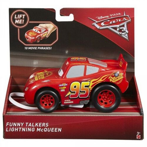 Disney Cars Funny Talkers - Assorted