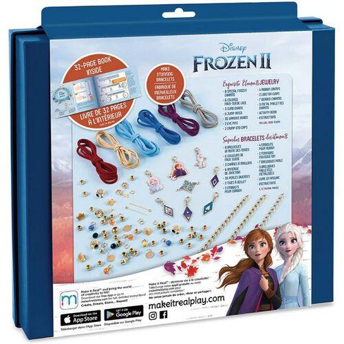 Disney Frozen 2 Make It Real Exquisite Elements Jewelry