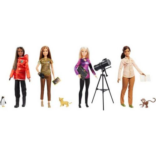 Barbie National Geographic Dolls - Assorted