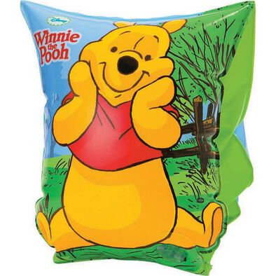 Intex Disney Winnie The Pooh Deluxe Arm Bands