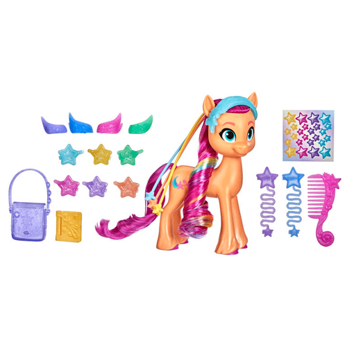 My Little Pony A New Generation Rainbow Reveal Sunny Starscout