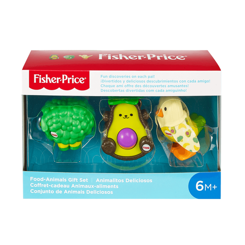 Fisher-Price Infant Foodimals Gift Set