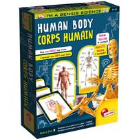 I'm A Genius Science Human Body