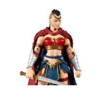 DC McFarlane Build-A Bane 7 Inch Wonder Woman