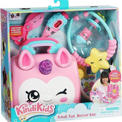 Kindi Kids S3 Doctor Bag Playset